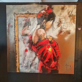 Encadrements Montagnon - Galerie - Les peintres - Christof MONNIN