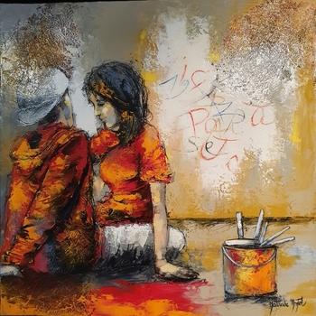 Encadrements Montagnon - Galerie - Les peintres - Nathalie MONTEL